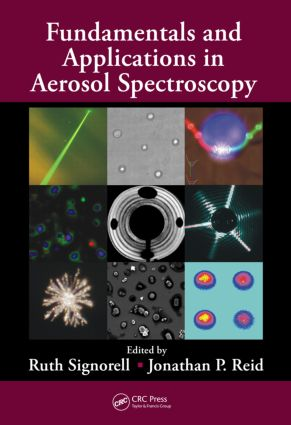 Fundamentals and Applications in Aerosol Spectroscopy: 1st Edition (Paperback) book cover