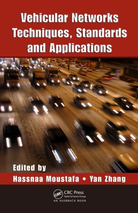 Vehicular Networks: Techniques, Standards, and Applications (Hardback) book cover