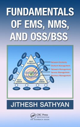 Fundamentals of EMS, NMS and OSS/BSS (Hardback) book cover
