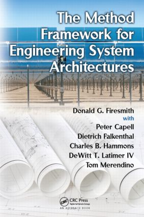 The Method Framework for Engineering System Architectures: 1st Edition (Hardback) book cover