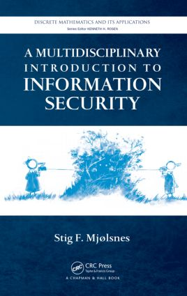 A Multidisciplinary Introduction to Information Security (Hardback) book cover