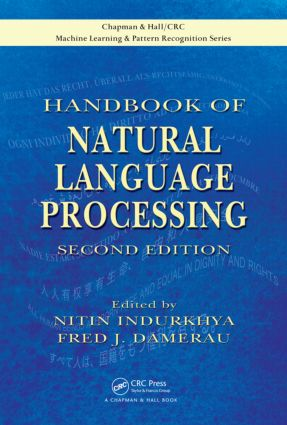 Handbook of Natural Language Processing: 2nd Edition (Hardback) book cover