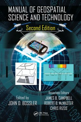 Manual of Geospatial Science and Technology: 2nd Edition (Hardback) book cover
