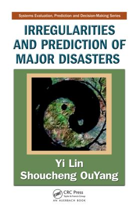 Irregularities and Prediction of Major Disasters book cover