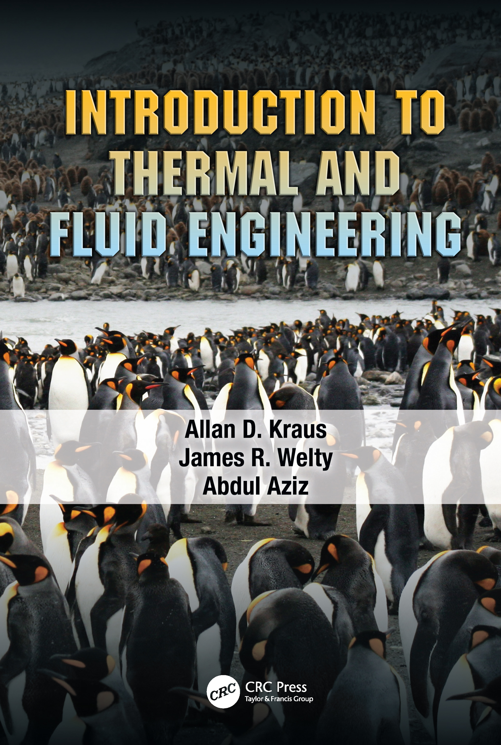 Introduction to Thermal and Fluid Engineering book cover
