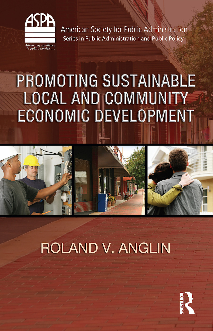 Promoting Sustainable Local and Community Economic Development (Hardback) book cover