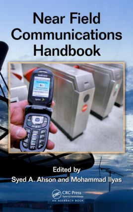 Near Field Communications Handbook: 1st Edition (Paperback) book cover