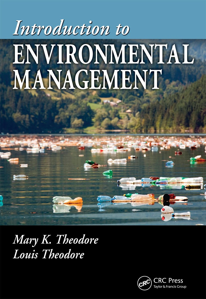 Introduction to Environmental Management: 1st Edition (Hardback) book cover