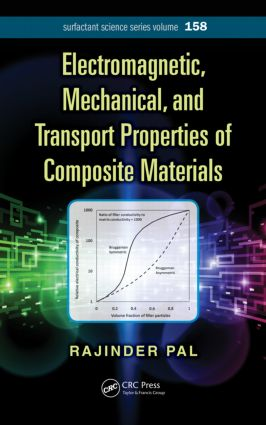 Electromagnetic, Mechanical, and Transport Properties of Composite Materials: 1st Edition (Hardback) book cover