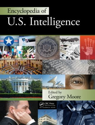 Encyclopedia of U.S. Intelligence - Two Volume Set (Print Version): 1st Edition (Hardback) book cover