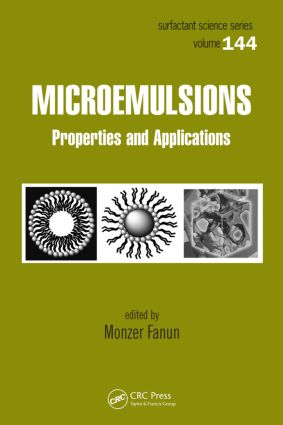 Microemulsions: Properties and Applications book cover