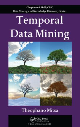 Temporal Data Mining book cover