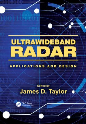 Ultrawideband Radar: Applications and Design, 1st Edition (Hardback) book cover