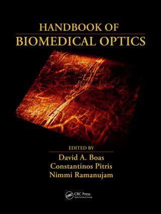 Handbook of Biomedical Optics: 1st Edition (Hardback) book cover