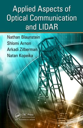 Applied Aspects of Optical Communication and LIDAR: 1st Edition (Hardback) book cover