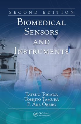 Biomedical Sensors and Instruments: 2nd Edition (Hardback) book cover