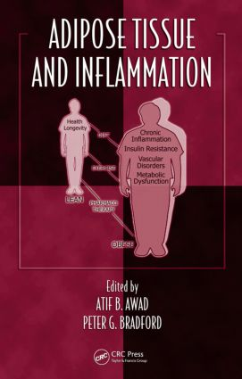 Adipose Tissue and Inflammation: 1st Edition (Hardback) book cover