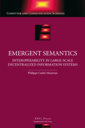Emergent Semantics: 1st Edition (Hardback) book cover