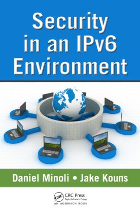 Security in an IPv6 Environment: 1st Edition (Hardback) book cover