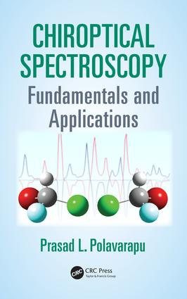 Chiroptical Spectroscopy: Fundamentals and Applications, 1st Edition (e-Book) book cover