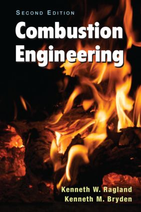 Combustion Engineering: 2nd Edition (Hardback) book cover