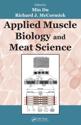 Applied Muscle Biology and Meat Science: 1st Edition (Hardback) book cover