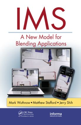 IMS: A New Model for Blending Applications book cover