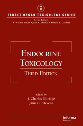 Endocrine Toxicology, Third Edition: 3rd Edition (Hardback) book cover