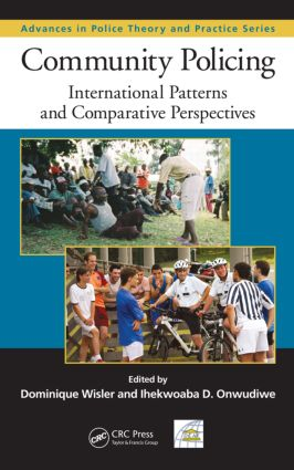 Community Policing: International Patterns and Comparative Perspectives, 1st Edition (Hardback) book cover