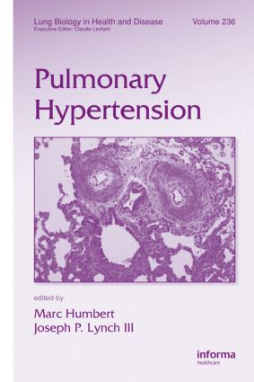 Pulmonary Hypertension: 1st Edition (Hardback) book cover