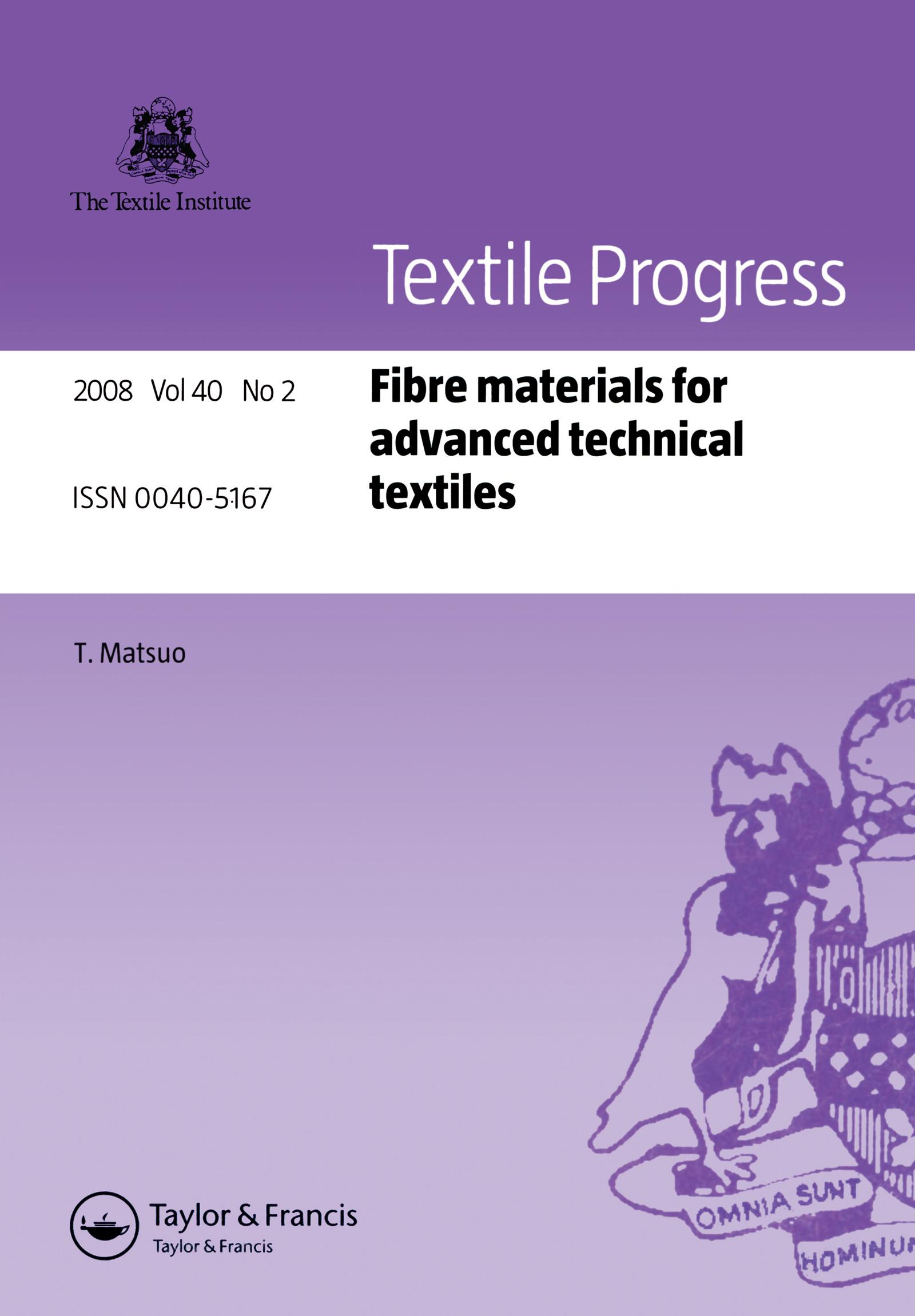 Fibre Materials for Advanced Technical Textiles book cover