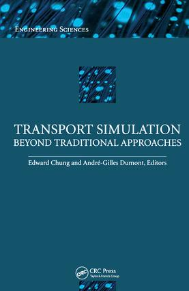 Transport Simulation: Beyond Traditional Approaches, 1st Edition (Hardback) book cover