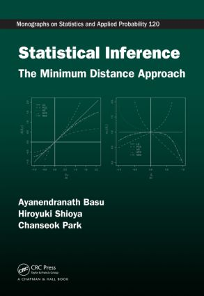 Statistical Inference: The Minimum Distance Approach book cover