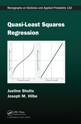 Quasi-Least Squares Regression (Hardback) book cover
