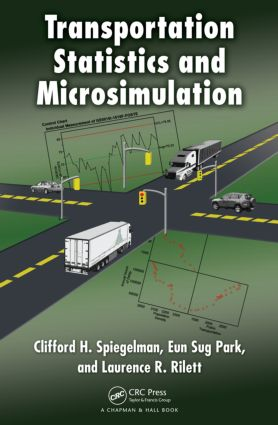 Transportation Statistics and Microsimulation: 1st Edition (Hardback) book cover