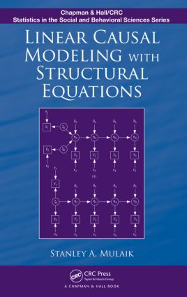 Linear Causal Modeling with Structural Equations (Hardback) book cover