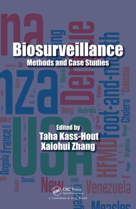 Biosurveillance: Methods and Case Studies, 1st Edition (Hardback) book cover