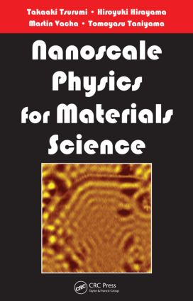 Nanoscale Physics for Materials Science: 1st Edition (Hardback) book cover