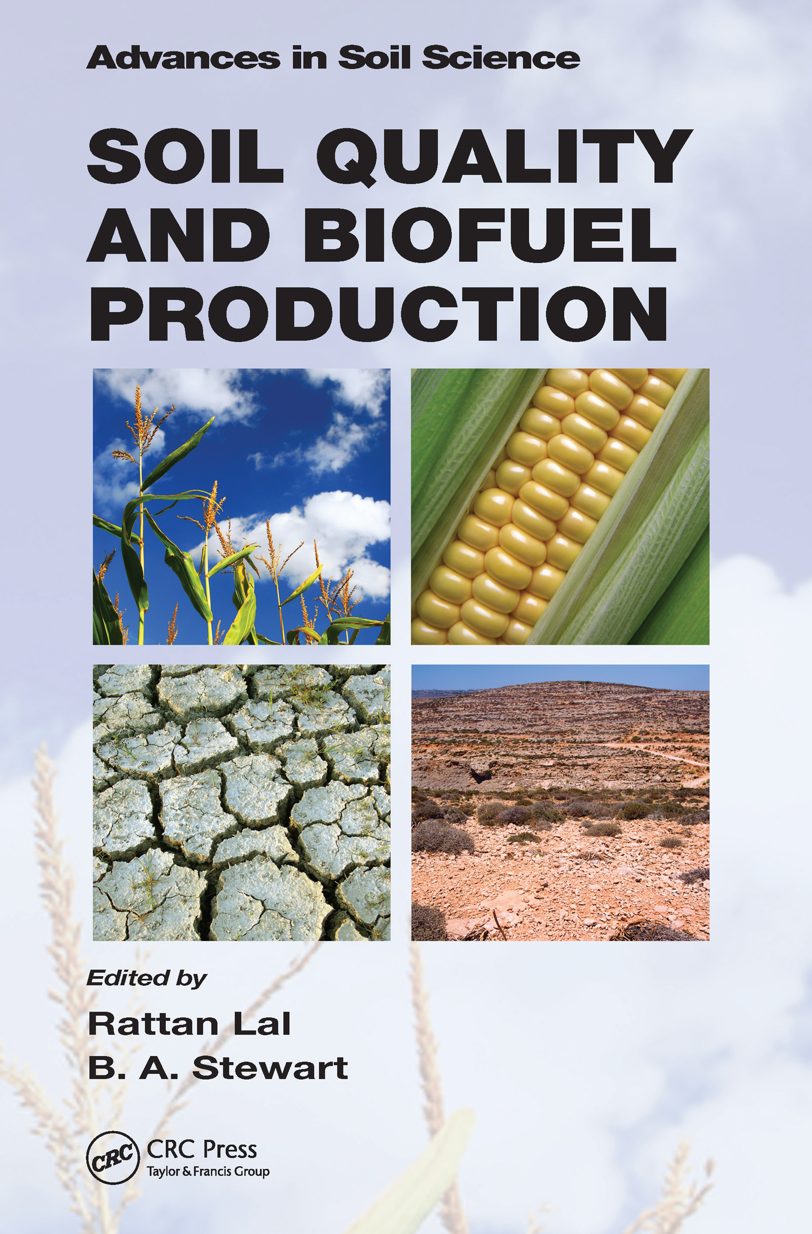 Soil Quality and Biofuel Production (Hardback) book cover