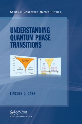 Understanding Quantum Phase Transitions: 1st Edition (Hardback) book cover