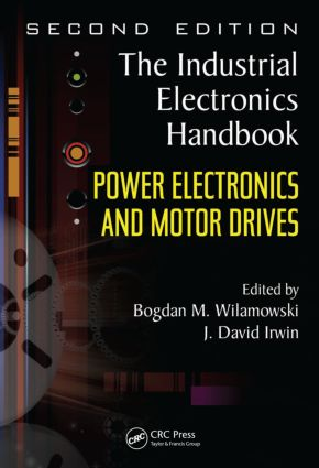 Power Electronics and Motor Drives (Hardback) book cover
