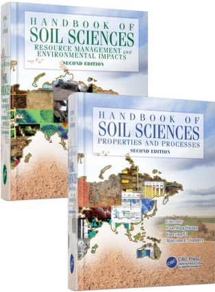Handbook of Soil Sciences (Two Volume Set) book cover