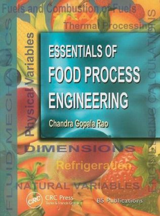 Essentials of Food Process Engineering: 1st Edition (Hardback) book cover