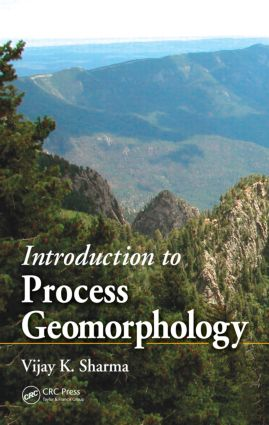 Introduction to Process Geomorphology: 1st Edition (Hardback) book cover