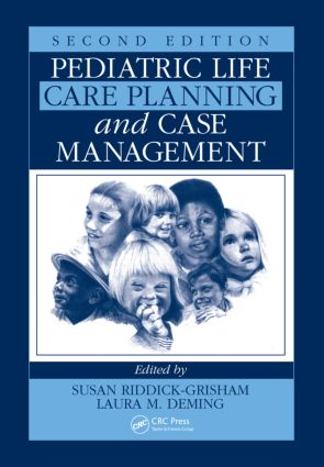 Pediatric Life Care Planning and Case Management book cover