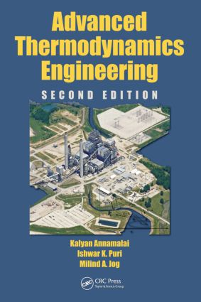 Advanced Thermodynamics Engineering book cover