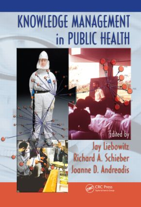 Knowledge Management in Public Health: 1st Edition (Paperback) book cover