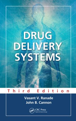 Drug Delivery Systems: 3rd Edition (Hardback) book cover