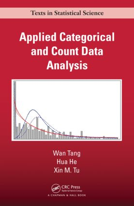 Applied Categorical and Count Data Analysis (Hardback) book cover