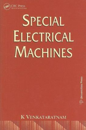 Special Electric Machines: 1st Edition (Hardback) book cover